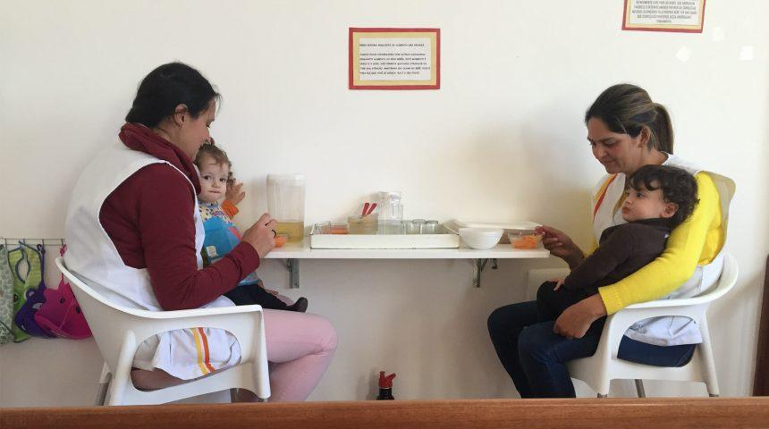 O momento da alimentação: as ideias de Emmi Pikler adaptadas a uma creche particular em Curitiba